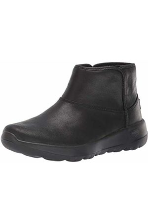 Skechers Women's ON-The-GO Joy Ankle Boots, ( Textile BBK)
