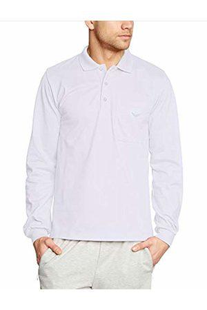 Trigema Men's 621652 Long Sleeve Polo Shirt - - X-Large