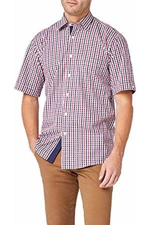 BLUEBLACK Men's Formal Shirt (Violette