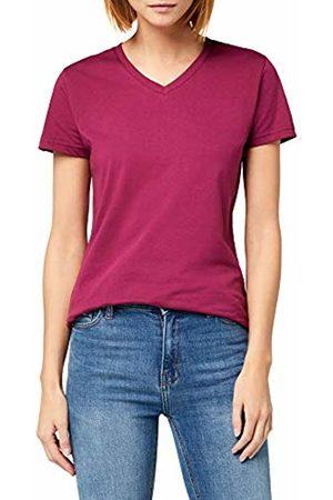 Berydale Women's BD283 T-Shirt, (Bordeaux Rot)