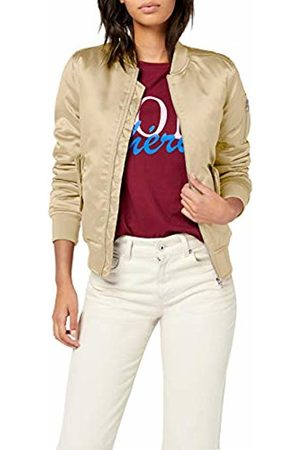 Urban classics Women's Ladies Satin Bomber Jacket ( 109)