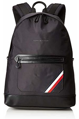 Tommy Hilfiger Easy Nylon Backpack, Men's (Tommy Navy/Core Stp)
