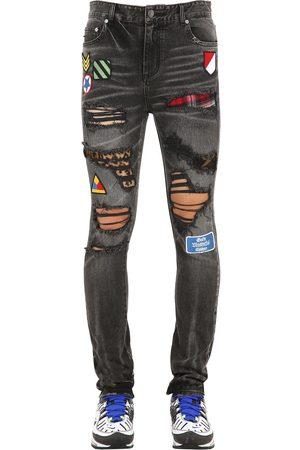 GMC - GOD'S MASTERFUL CHILDREN Pistol Cotton Denim Jeans