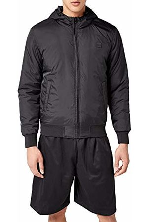 Urban classics Men's Padded Windbreaker Jacket