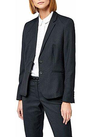 Esprit Collection Women's 996EO1G901 Blazer, (Navy)