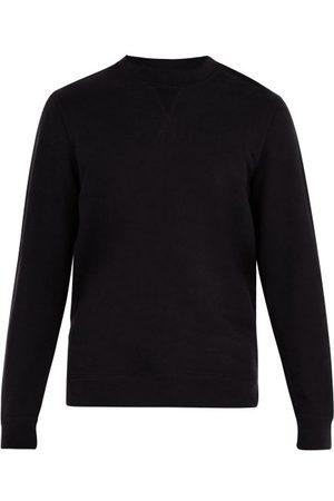 Sunspel Crew-neck Cotton Sweatshirt - Mens