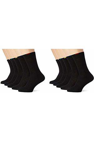 Dim Men's Mi-chaussette Eco Lot De 10 Calf Socks