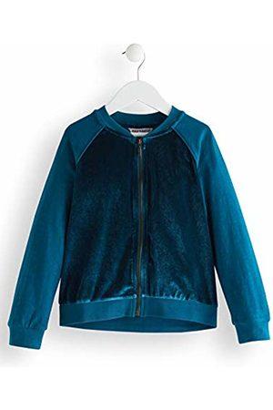 RED WAGON Girl's Velvet Bomber Jacket