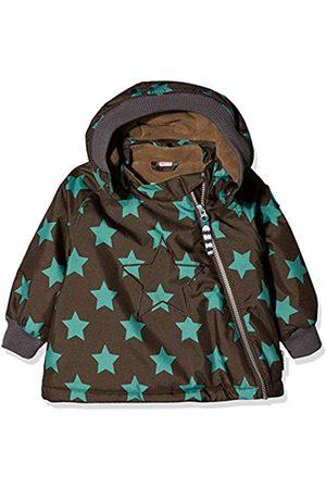 Racoon Baby Boys' Asmus Star Winterjacke (Wassersäule 9.000) Jacket