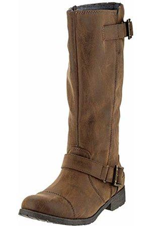 Rocket Dog Women's' Berry Biker Boots, ( Heirloom Heirloom)
