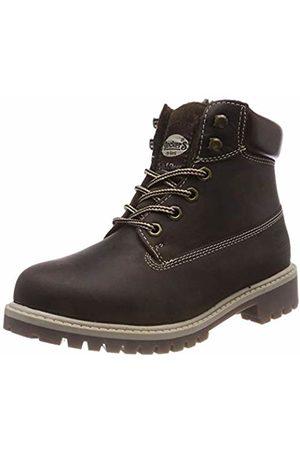 Dockers Women's 43st301 Combat Boots