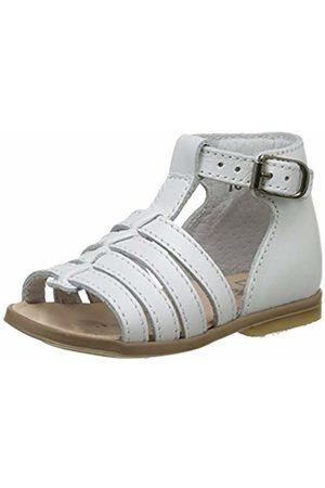 Little Mary Baby Girls' Hosmose Sandals, Perlado Blanc