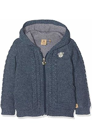 bellybutton Baby Boys' Strickjacke 1/1 Arm m. Kapuze Cardigan