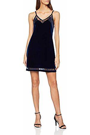 CUPLÉ Women's Vestido Corto terciopelo Party Dress