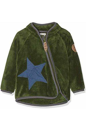Racoon Baby Boys' Heine Teddyfleecejacke Jacket