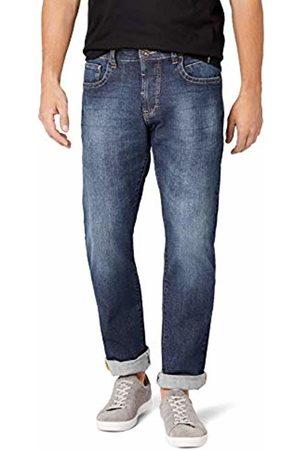 Camel Active Men's 9939 Jeans, -Blau (Stone 80)
