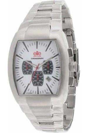 Elite Models' Fashion Men's Analogue Watch E6003.3.001 with Rectangular Case