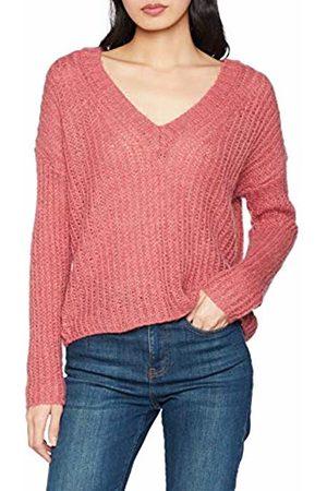 ONLY NOS Women's Onlbluebell L/s V-Neck Pullover Wool KNT Jumper