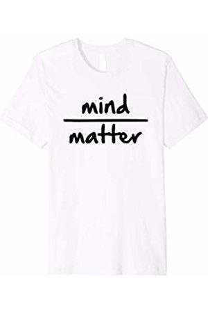 Yoga Gym Clothing Yoga Shirt - Mind Over Matter Meditation Namaste Pose Gift