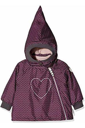 Racoon Baby Girls' Saga dot Winterjacke (Wassersäule 9.000) Jacket