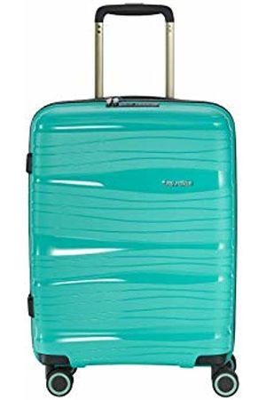 Elite Models' Fashion Suitcase (Turquoise) - 074947-85