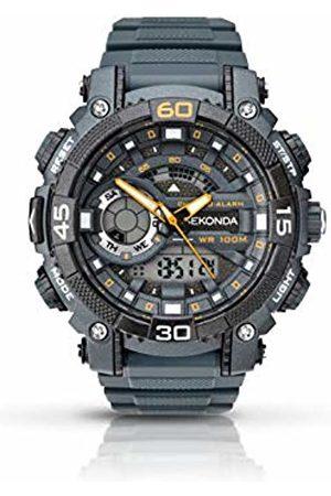 Sekonda Watches Mens Digital Quartz PU Strap 1349.05