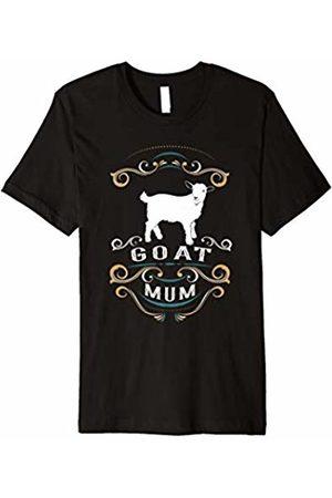 NickerStickers Goat Mum | T-Shirt