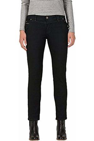 Timezone Women's Slim NaliTZ Trousers, (Caviar 9151)
