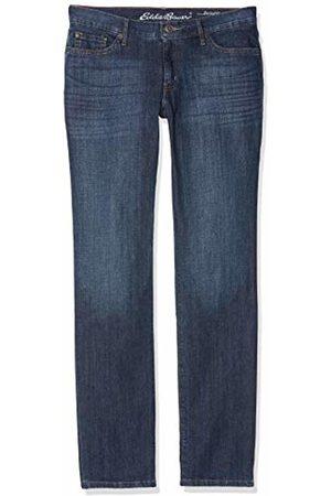 Eddie Bauer Women's Boyfriend Jeans-Straight Leg-Baumwolljeans mit Stretchanteil