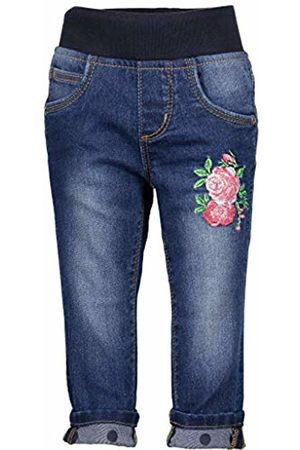 Blue Seven Baby Girls' Vd-973508 X Jeans, (Dk Blau Orig 570)