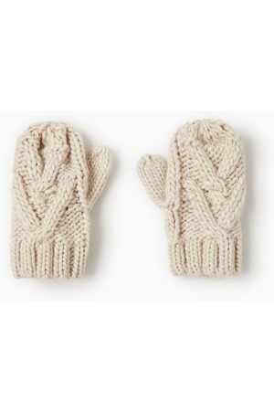 Zara Shorts - CABLE-KNIT MITTENS