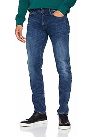HUGO BOSS Casual Men's Charleston Bc Straight Jeans, (Bright 431)