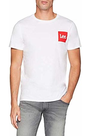 Lee Men T-shirts - Men's Boxed Logo Tee T-Shirt, ( 12)
