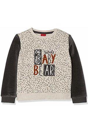 s.Oliver Baby Girls' 65.810.41.4069 Sweatshirt, ( Melange AOP 80a0)