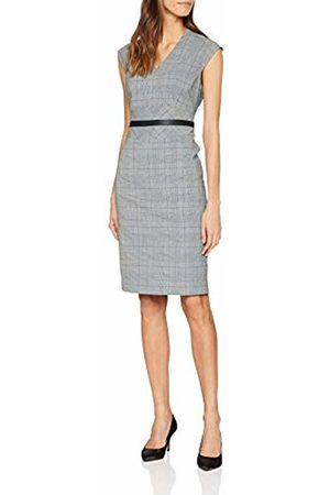Karen Millen Women's Tailored Check Collection Dress