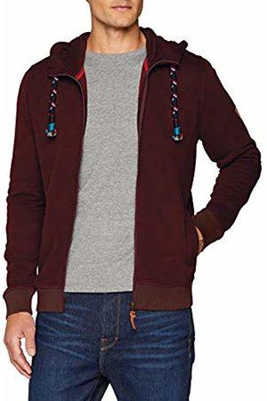 Esprit Men's 998ee2j801 Sweatshirt, (Bordeaux 600)