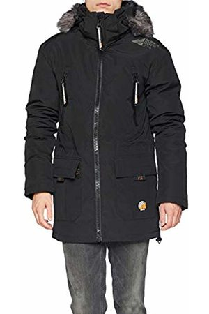 Superdry Men's Mountain Pro Project Down Park Parka, ( 02a)