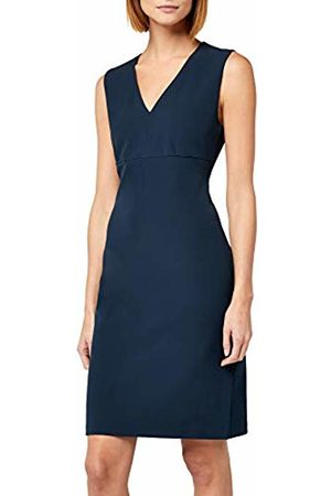 Berydale Women's Bd315 Sleeveless Dress, (Navy)