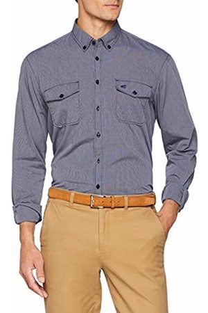 Camel Active Men's Tim B.D. 1/1 Casual Shirt