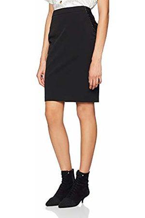 Morgan Women's 182-JPERLA.F Skirt, (Noir 100)