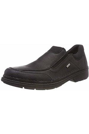 Rieker Men's 5051 Loafers, Schwarz 00