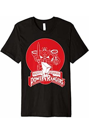 Urban Species Power Rangers Logo Megazord Circle