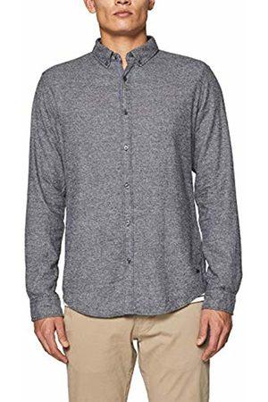 Esprit Men's 118cc2f004 Casual Shirt, (Dark 020)