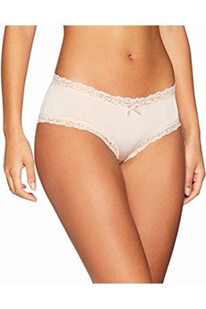 s.Oliver Women's Panty Boy Shorts, Nude