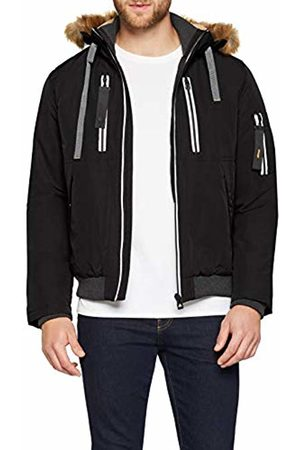 Esprit Men's 108cc2g016 Jacket, ( 001)