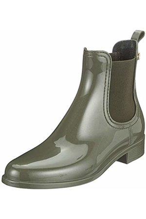LEMON JELLY Women's Comfy Chelsea Boots, (Metal 19)