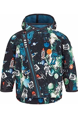 Racoon Baby Boys' Malik Softshelljacke (Wassersäulen 5.000) Jacket