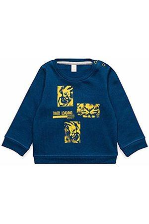 Esprit Kids Baby Boys Sweatshirt, (Dark Ocean 482)