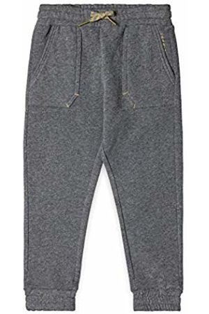 Esprit Kids Boy's Knit Pants Trouser, (Dark Heather 201)