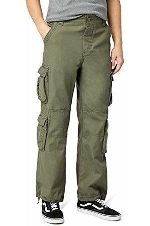 Lower East Vintage Cargo Cotton Trousers 52 (Manufacturer's Size: XL)